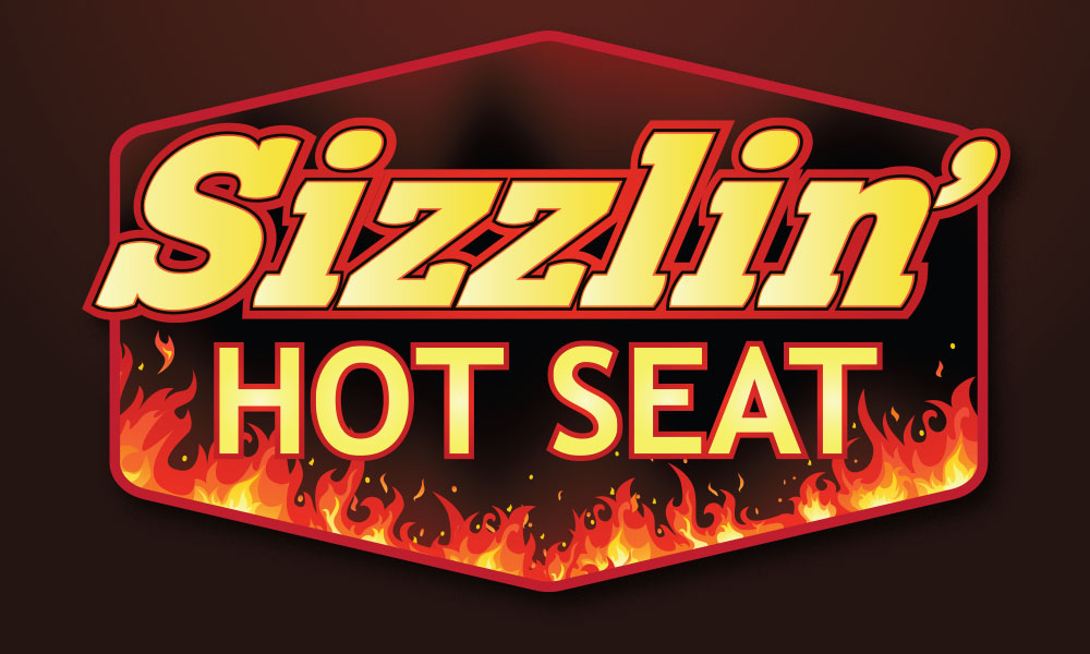 Sizzlin' Hot Seats Logo